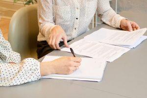 Barterinė mainų sutartis: šablonas, pavyzdys, forma