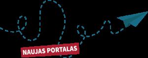 naujas paslaugu portalas